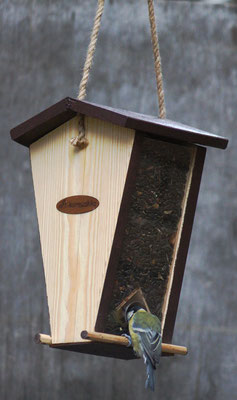 Кормушка для птиц - Дубль