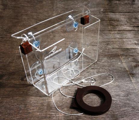 Фотокамера люкс - удобство закрепления на стекле