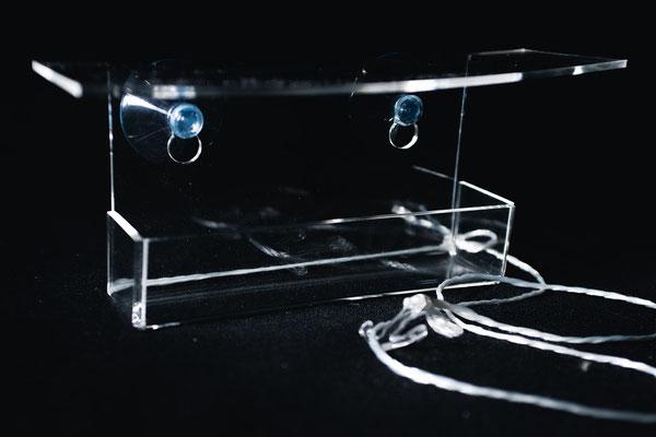 Лоток - оконная кормушка для диких птиц