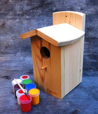 Скворечник для творчества и птиц