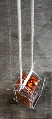 Вид сверху на квартет арахисовый