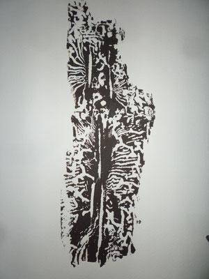 Holzdruck - Borkenkäfer-4