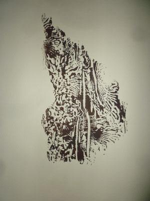 Holzdruck - Borkenkäfer-6