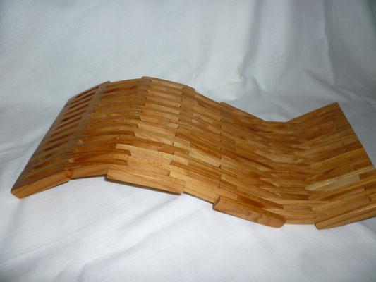 Die Welle ( Eukalyptus aus Portugal)