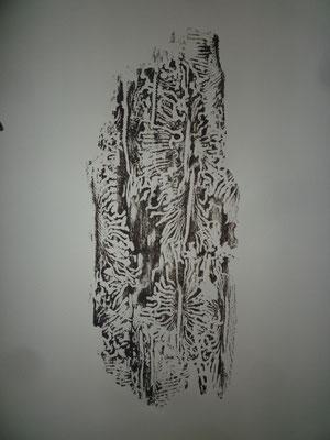 Holzdruck - Borkenkäfer-3