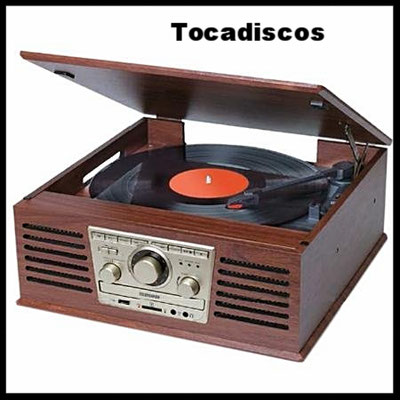 Tocadiscos