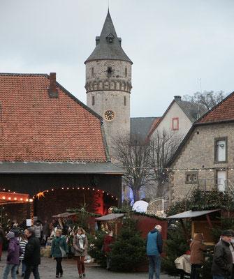 Schloss Oelber Christkindlmarkt -  ein Treffpunkt mit Gemütlichkeitsfaktor