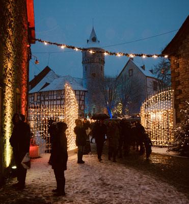 Schloss Oelber Christkindlmarkt - Weihnachtszauber