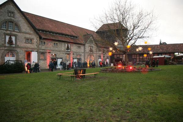Schloss Oelber Christkindlmarkt
