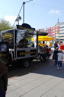 KARToGGIO® heiß begehrt am Steintor in Hannover