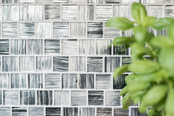 Mosaico Riflesso Argento