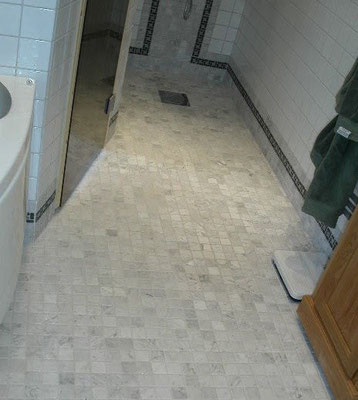 Bianco Carrara ant. 10x10cm