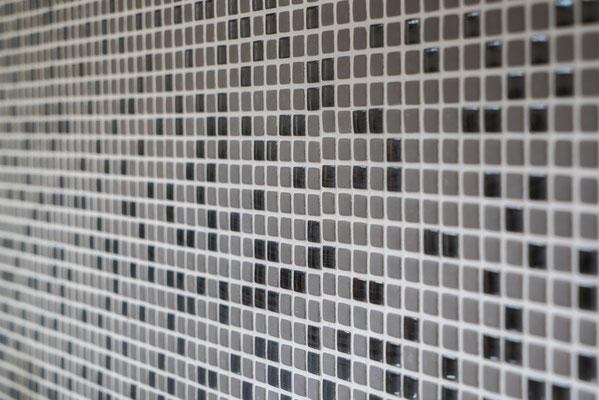 Mosaico Mos 10mm Grigio