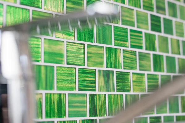 Mosaico Riflesso Smeraldo