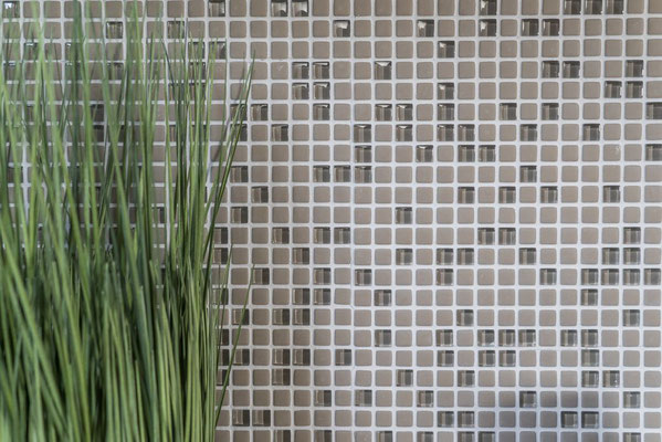 Mosaico Mos 10mm Taupe