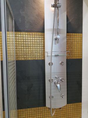 Mosaico 2,5x2,5 cm Gold