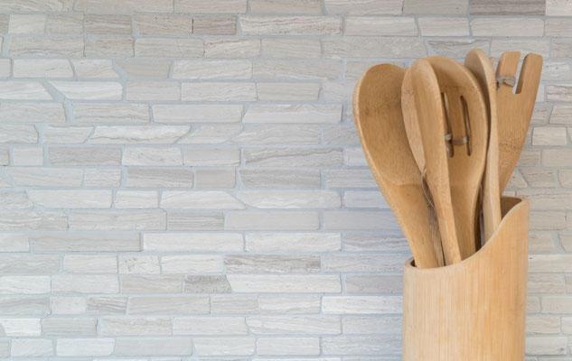 Mosaico Muretto Marmo Grigio