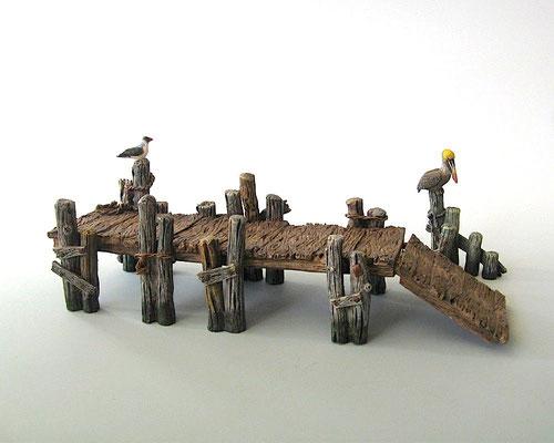 Wooden pier - #56-52766 - Vue 3
