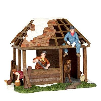 Building a shed - 603053 - Vue 1