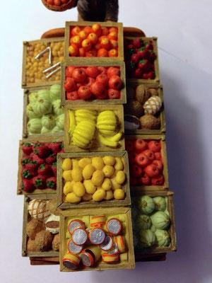 Fruit stand - 602307 - Vue 3