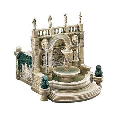 Village Camden Park fountain - #56-52705 - Vue 1