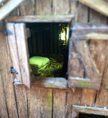 Vieille grange de Sully: Le coin de Matthew