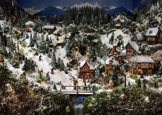 Village Noël /Christmas Village 2014 : Vues générales 06