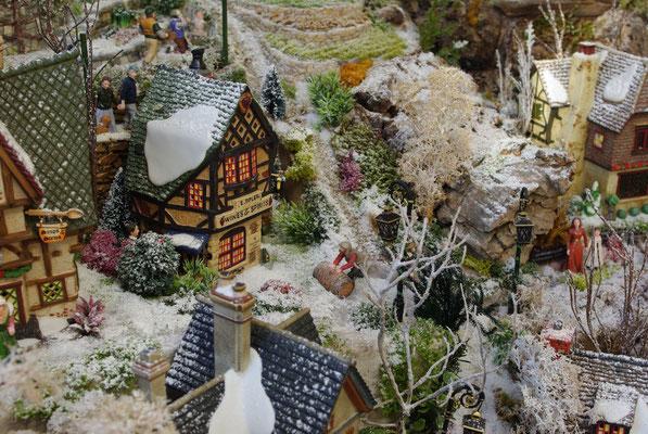 Village Noël/Christmas Village 2013 : Livraison de vin