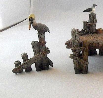 Wooden pier - #56-52766 - Vue 2