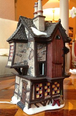 EBENEZER SCROOGE'S HOUSE - DP 56-58490 - vue 4
