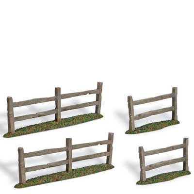 Split rail fence - #810823 - Vue 1