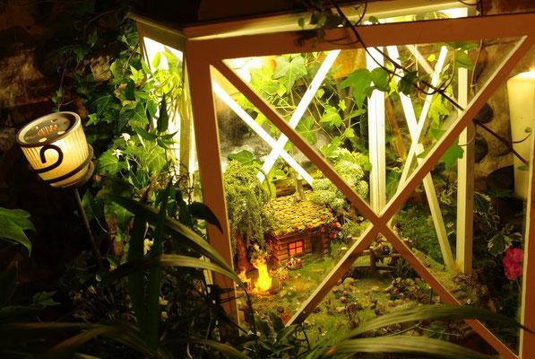 L'échappée belle dans la nuit - À travers les vitres