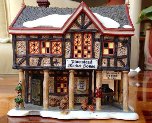 PLUMSTEAD MARKET HOUSE - DP 56-58737 - vue 1
