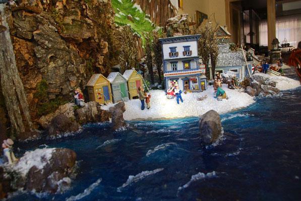 Village Noël/Christmas Village 2013: Un beau petit coin pour les vacances