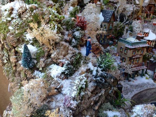 Village Noël/Christmas Village 2013: Une vue à admirer