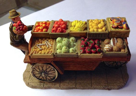 Fruit stand - 602307 - Vue 1