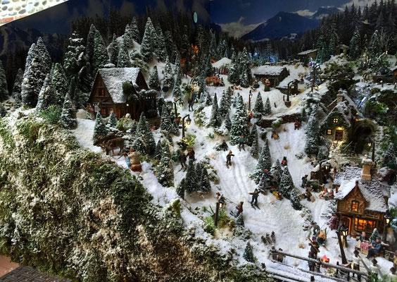 Village Noël /Christmas Village 2014 : Vues générales 08