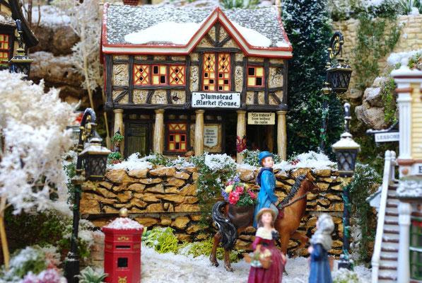 Village Noël/Christmas Village 2013: En route pour sa belle...