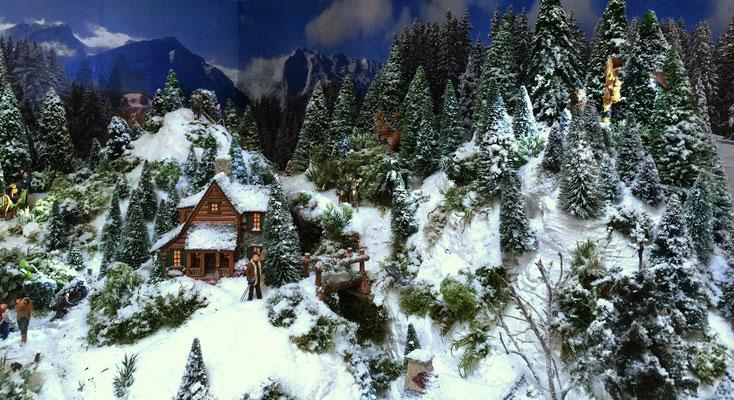Village Noël /Christmas Village 2014 : Vues générales 12