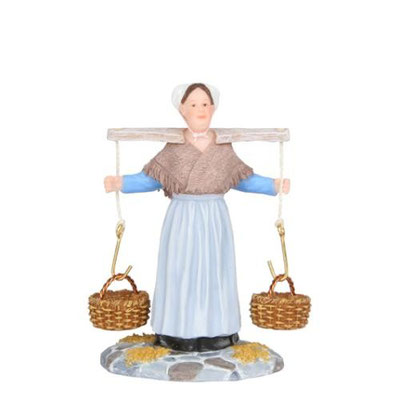 601582-Dora Van Den Oord carrying baskets