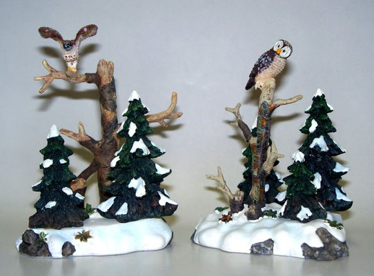 Majestic woodland birds -#56-52814 -Vue 1