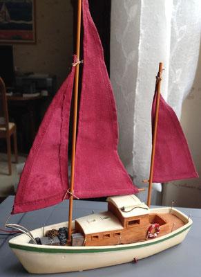 Sailing boat - 601309 - Vue 2