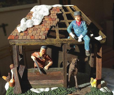 Building a shed - 603053 - Vue 2
