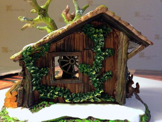 Forest hut - 604009 - Vue 4