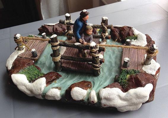 Wooden raft - 604016 - Vue 1