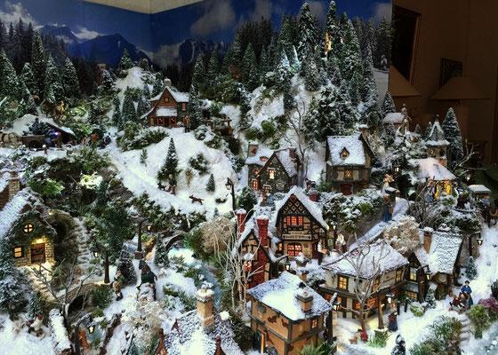 Village Noël /Christmas Village 2014 : Vues générales 09