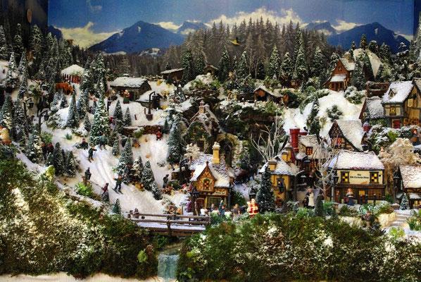 Village Noël /Christmas Village 2014 : Vues générales 07