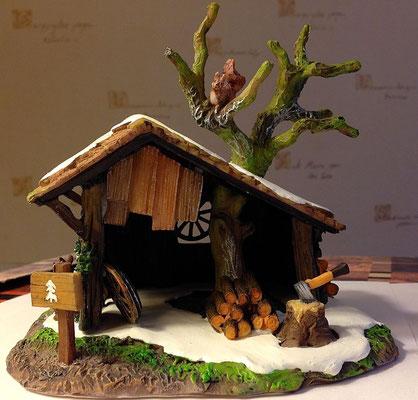 Forest hut - 604009 - Vue 1