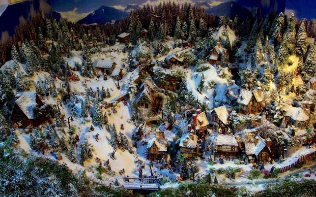 Village Noël /Christmas Village 2014 : Vues générales 03