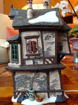 EBENEZER SCROOGE'S HOUSE - DP 56-58490 - vue 2